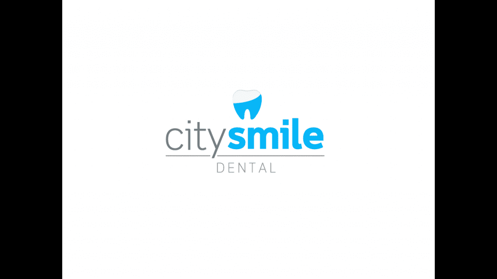 City Smile Dental Logo - Leeds