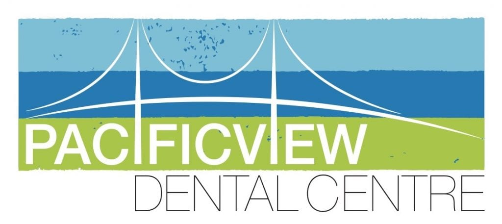 Pacificviev Dental Centre Logo final Colour